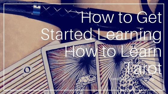 Dành cho người muốn bắt đầu học Tarot